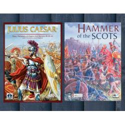 PACK JULIUS CAESAR + HAMMER...