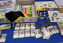 doitgames los pioneros juego de tablero