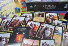 hammer of the scots wargame doitgames