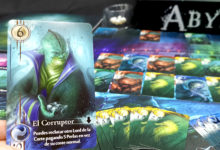 abyss juegos familiares doit games
