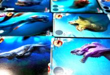 juego de mesa abyss leviathan por doit games
