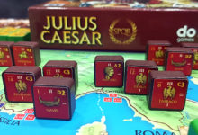 julius caesar juegos de mesa en español