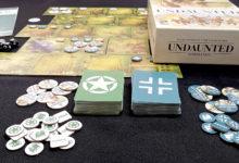 undaunted normandy juego de cartas wargame doit games
