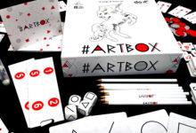 compra juego de mesa artbox en español doitgames