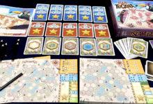 isla tucana juego flip and write doit