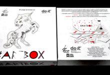 juego de tablero artbox publicado por doitgames